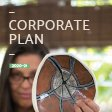 Image of corporate plan front cover